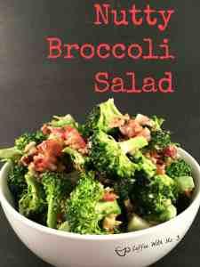 Nutty Broccoli Salad 1