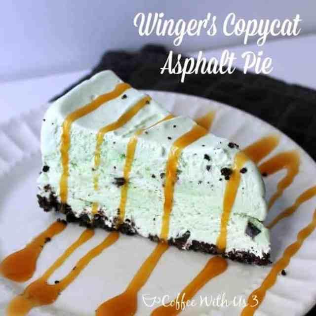 Winger's Asphalt Pie