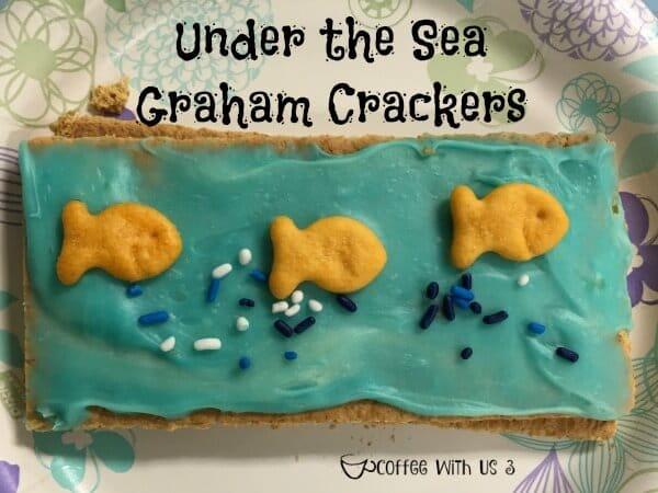 Under the Sea Graham Crackers