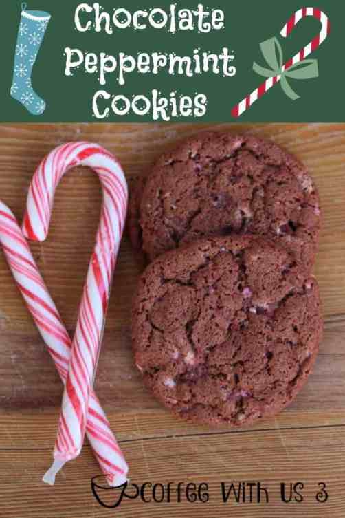 chocolate-peppermint-cookies-for-christmas