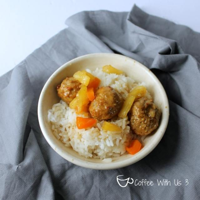 In just 20 minutes, you can have Sweet and Sour Meatballs on the table! This is a delicious and fun weeknight dinner recipe!