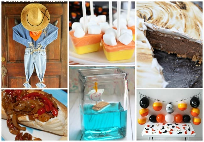 Welcome to Pretty Pintastic Party #178 & Weekly Features for the week. Some awesome crafts and recipes to help you celebrate Fall.