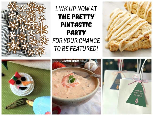 Pretty Pintasti Party Weekly Features