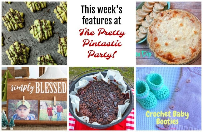 Pretty Pintastic Party #189 Weekly Features