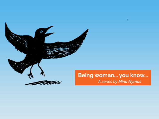 being woman, touch of the crow, you know