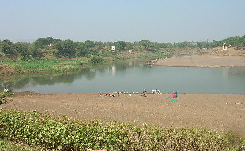 karad, maher, krishna ghat, public domain, home, river, sangam
