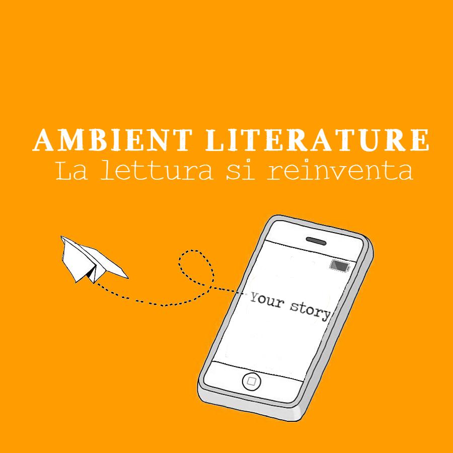 Ambient Literature: la lettura si reinventa