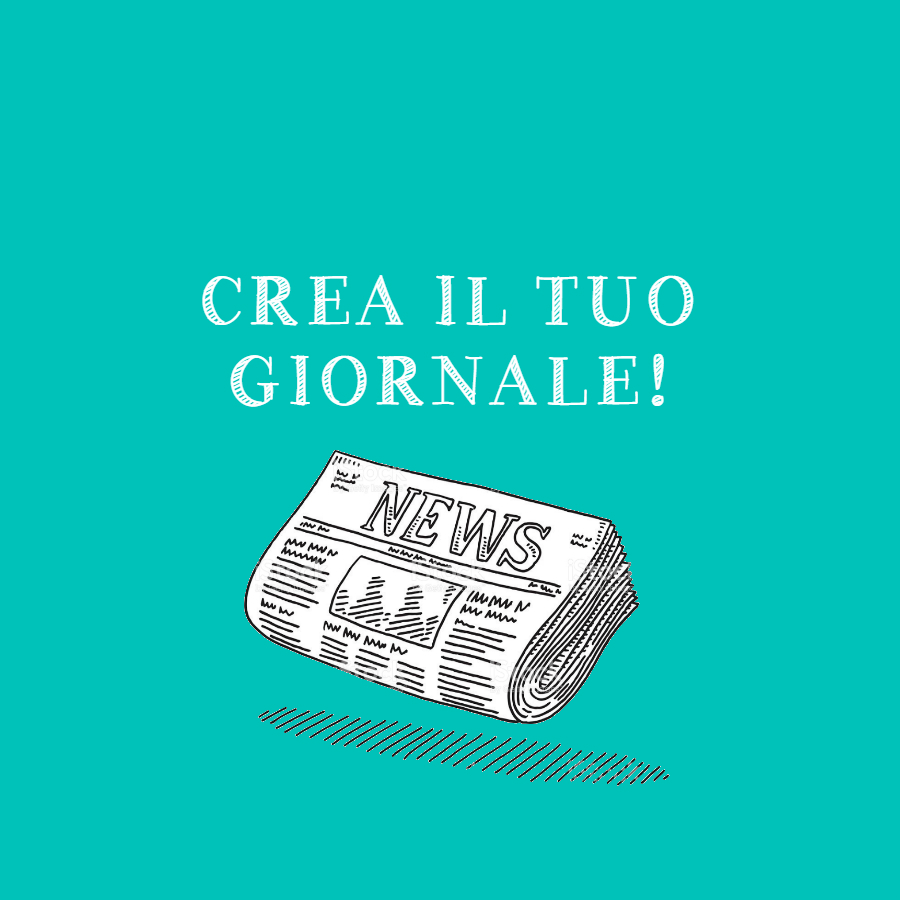 Crea il tuo giornale