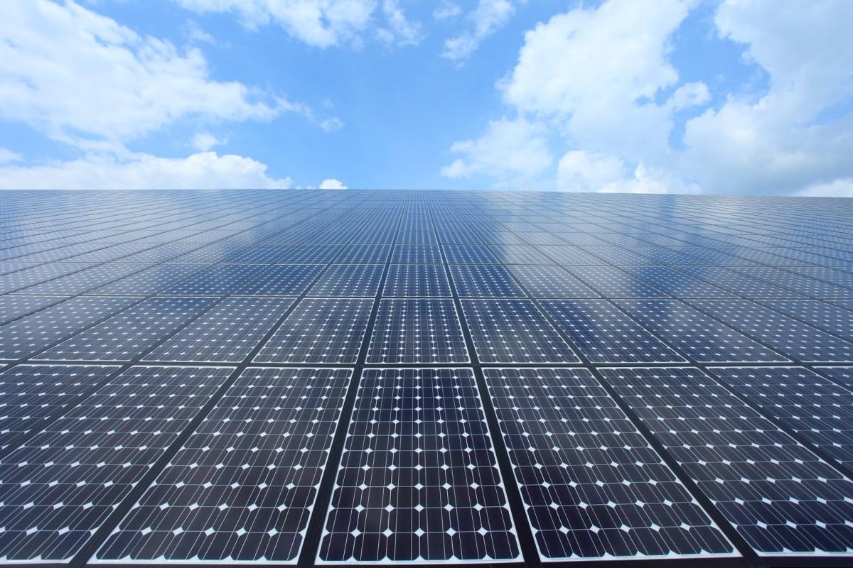 energie solaire algerie