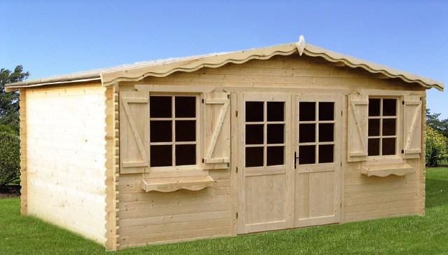 abris de jardin bois 10m2 abri de jardin en bois m achat vente abri de jardin en bois avec abri. Black Bedroom Furniture Sets. Home Design Ideas