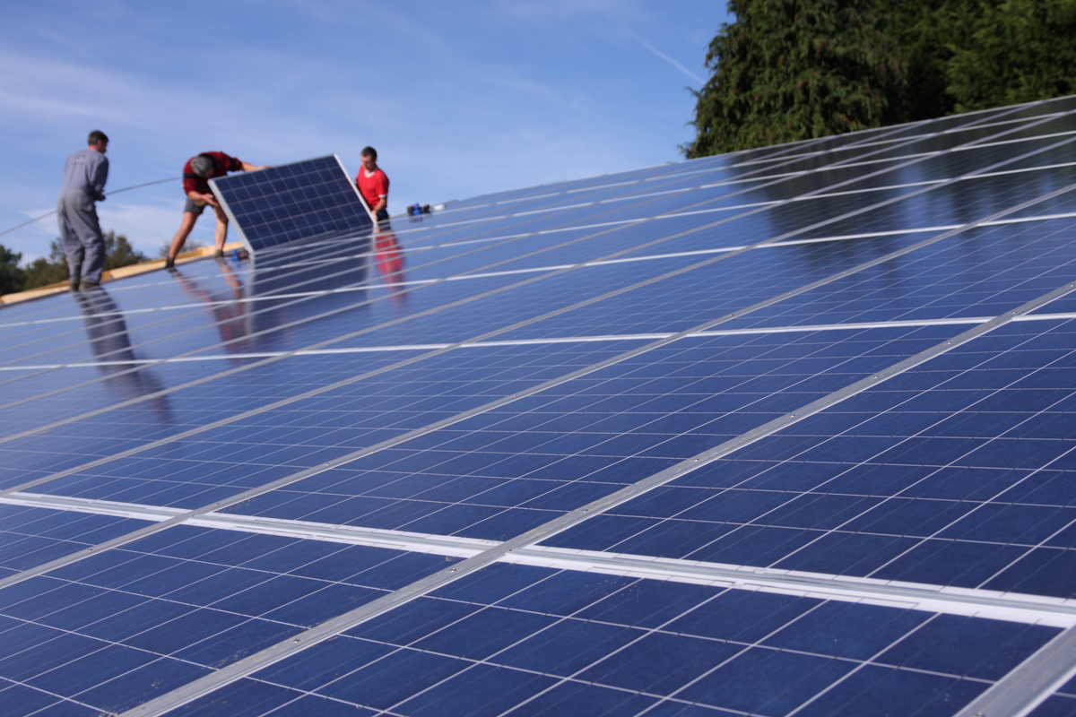 energie solaire au mali