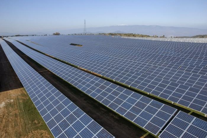 energie solaire en france