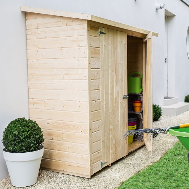 abri de jardin bois autoclave