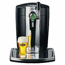 machine biere pression