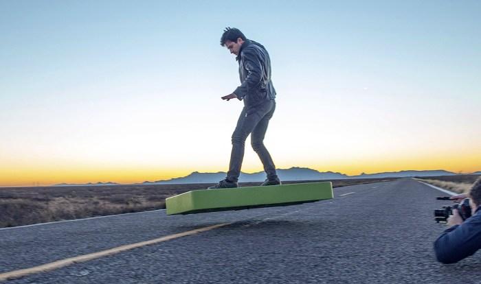 hoverboard test