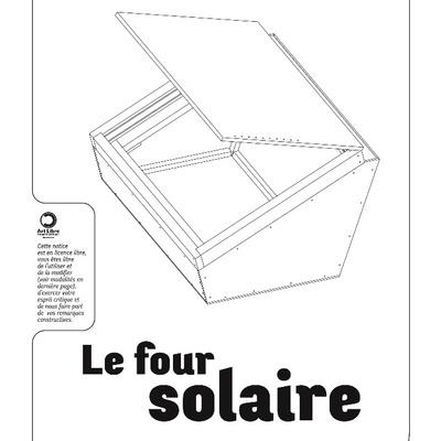 comment faire un four solaire