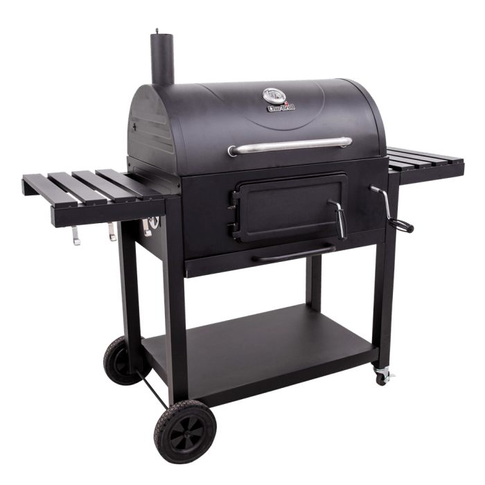 barbecue charbon design