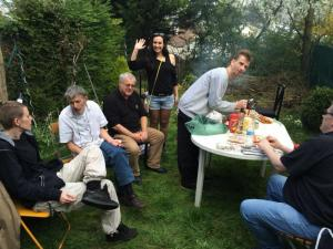 barbecue en pierre d occasion