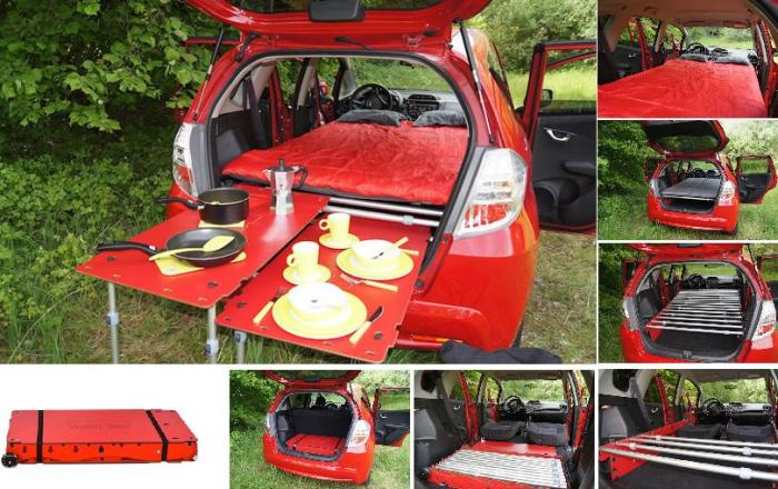 barbecue pour camping