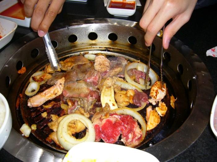 coreen barbecue