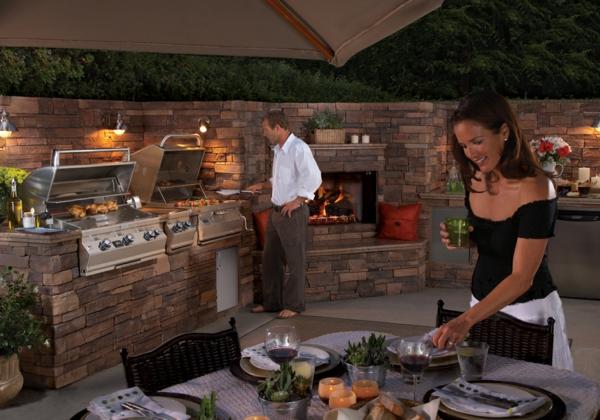 cuisine au barbecue weber