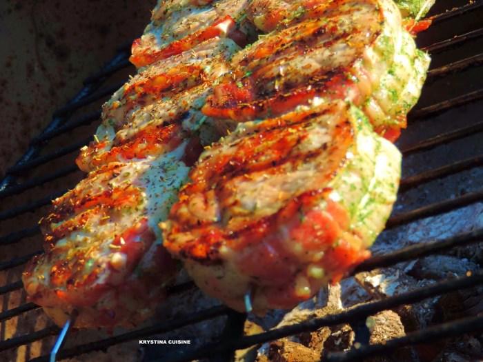 filet mignon barbecue
