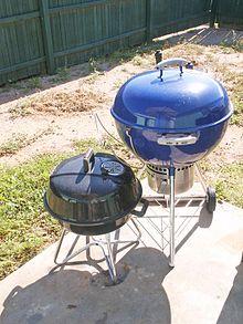 home barbecue grill