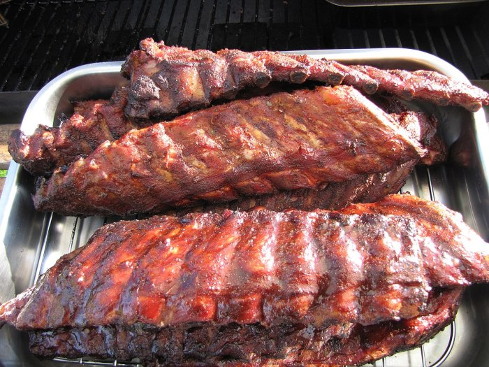 how to barbecue ribs