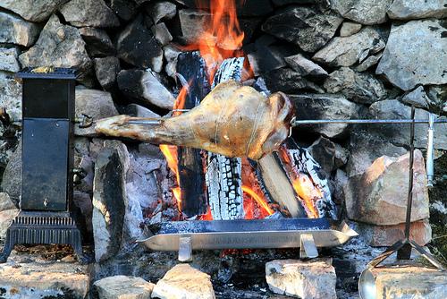 realiser un barbecue