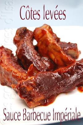 recette sauce barbecue