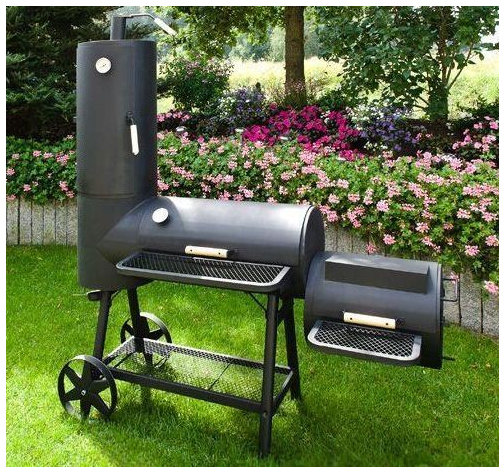 test barbecue weber