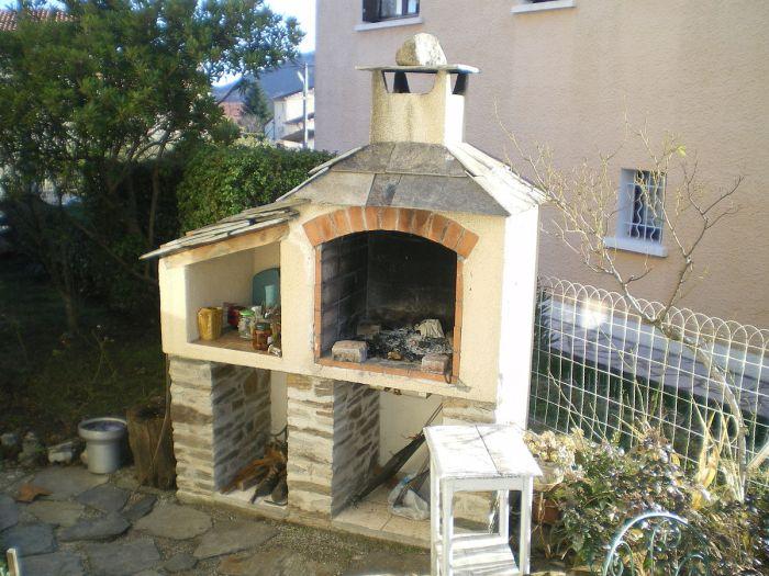 barbecue encastrable a bois