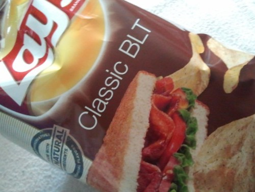 chips barbecue lays