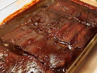 cuisson des ribs
