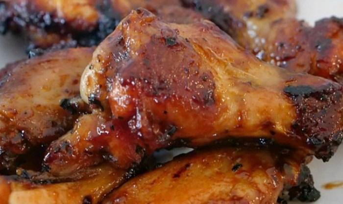 cuisson du poulet au barbecue