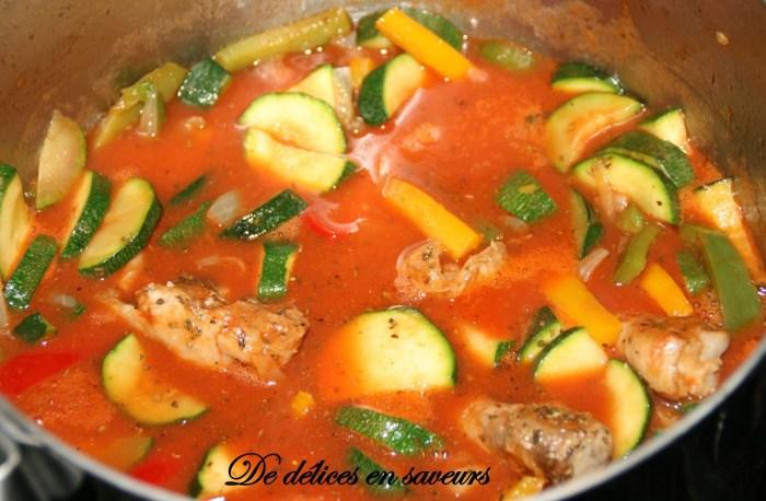 recettes de cuisse de poulet