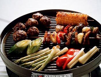 plancha adaptable sur barbecue weber