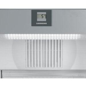 Liebherr FKvsl serie temperatuur display