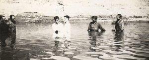 Auvasse Creek Baptism