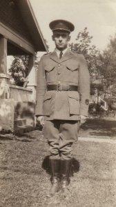 MU ROTC - 1937