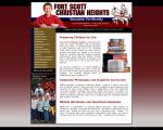 KS, Fort Scott – Fort Scott Christian Heights