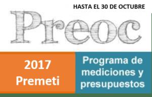 PREOC 2017