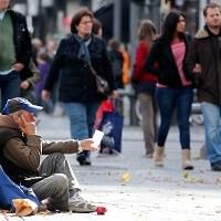 povertà germania