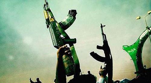 Gheddafi rivoluzione verde