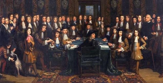 firma della pace di Westfalia