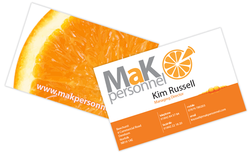 Business Cards Norwich
