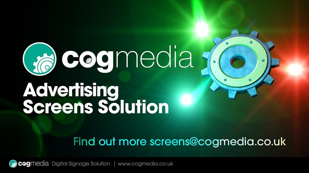 Digital Signage Norwich COG media