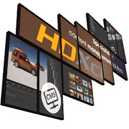Sony IBC 12 screen display