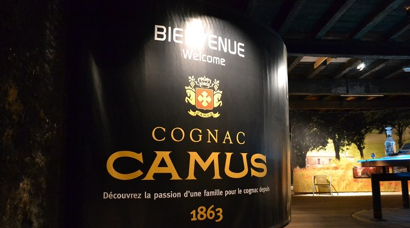 Welcome to Camus Cognac