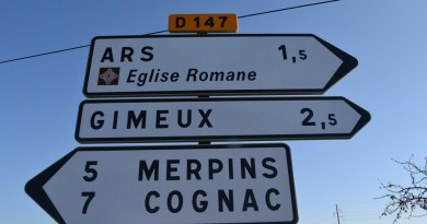 Cognac Signs